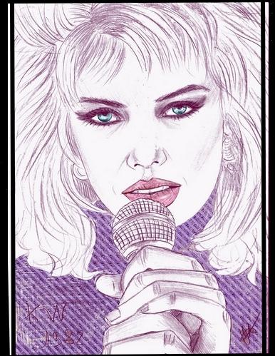 Kim Wilde par isabella1988